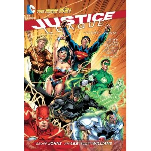 Justice League vol 1: Origin (New 52)