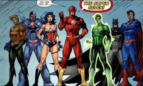 Super Seven (Comics)